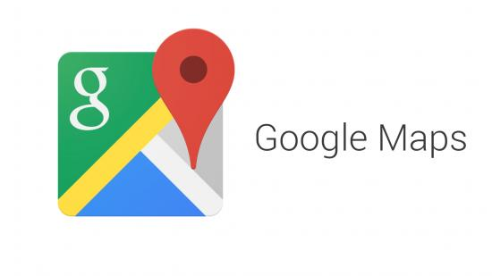 Google Maps at contact page